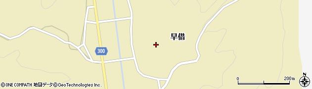 聞行寺周辺の地図