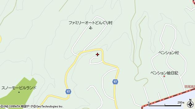 〒389-2261 新潟県妙高市樽本1101番地の地図