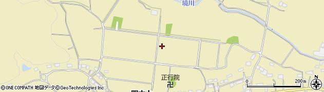 茨城県北茨城市関本町(関本上)周辺の地図