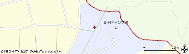 富山県黒部市宇奈月町土山周辺の地図