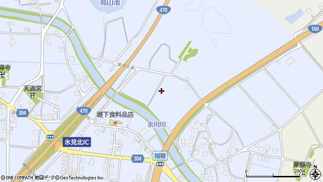 〒935-0006 富山県氷見市稲積の地図