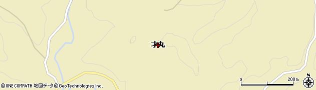 茨城県北茨城市関本町(才丸)周辺の地図