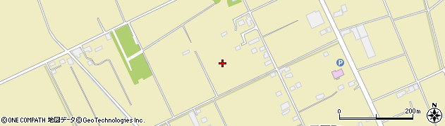 栃木県那須塩原市三区町周辺の地図