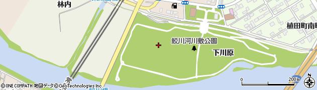 福島県いわき市植田町(下川原)周辺の地図