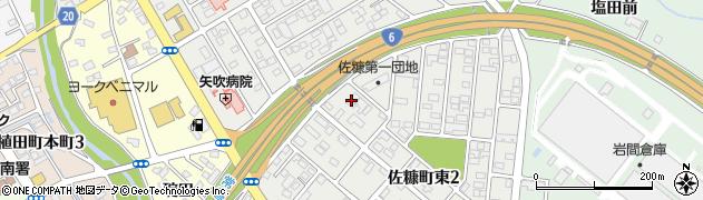 ツドータイヤ周辺の地図