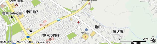 映像倶楽部周辺の地図