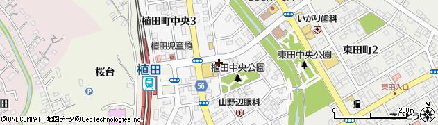 株式会社シミズカメラ 植田駅前店周辺の地図