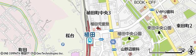 ファイン・ブライダル周辺の地図