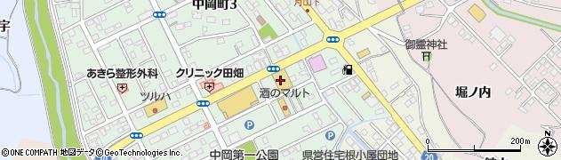 リラックス整体院 中岡店周辺の地図