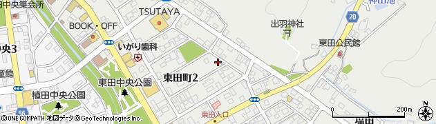 スマイル総合保険 事務所周辺の地図