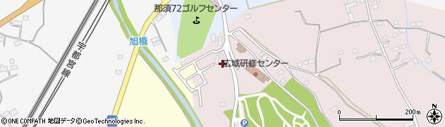 栃木県那須塩原市沼野田和周辺の地図