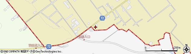 栃木県那須塩原市野間292周辺の地図