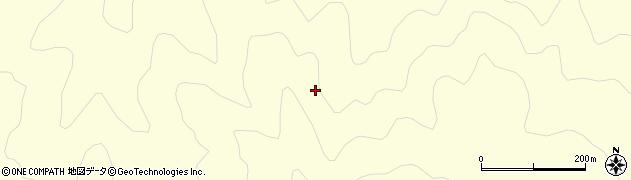 福島県いわき市田人町南大平周辺の地図