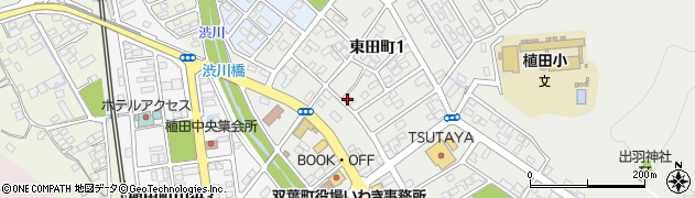 株式会社アメニティ・ジャパンいわき支店周辺の地図
