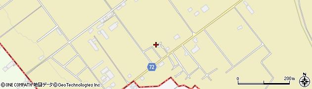 栃木県那須塩原市野間666周辺の地図