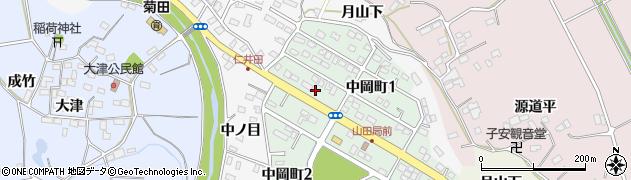 株式会社あか音周辺の地図