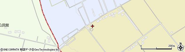 栃木県那須塩原市野間611周辺の地図
