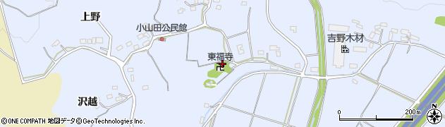 福島県いわき市山田町(戸ノ内)周辺の地図