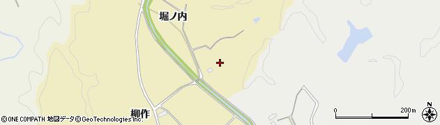 福島県いわき市江畑町(堀ノ内)周辺の地図