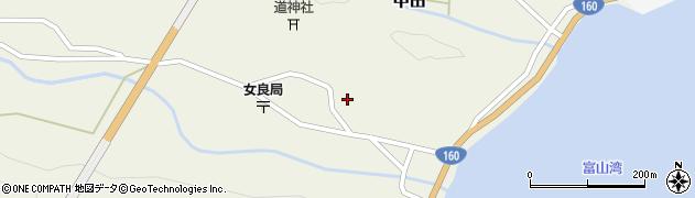 聞乗寺周辺の地図
