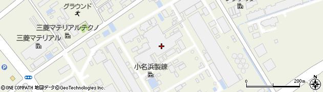 菱浜興業株式会社周辺の地図