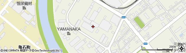 福島県いわき市小名浜周辺の地図