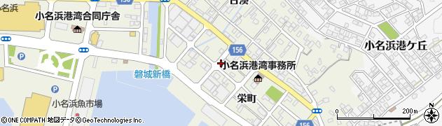 さすいち 本社周辺の地図