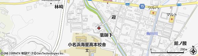 株式会社馬目商店周辺の地図