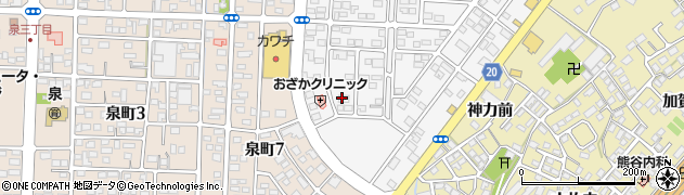 有限会社プロサポート21周辺の地図