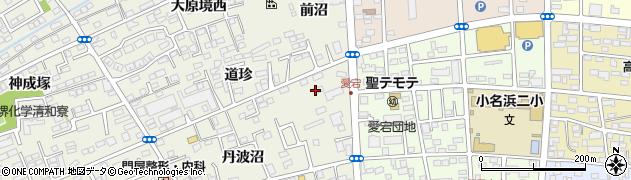 株式会社Y&M周辺の地図