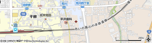 泉照寺周辺の地図