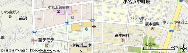 あっぷる&まりー美容室周辺の地図