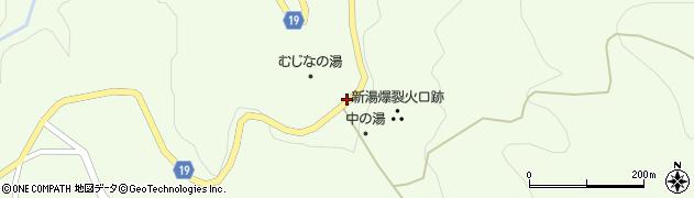 栃木県那須塩原市湯本塩原周辺の地図