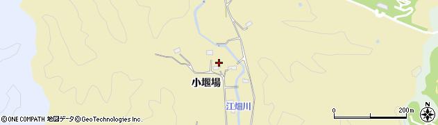 福島県いわき市江畑町(小堰場)周辺の地図