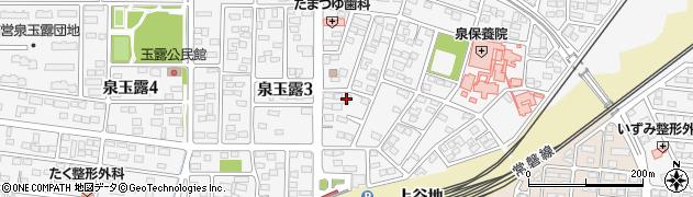 有限会社マルイ商店周辺の地図