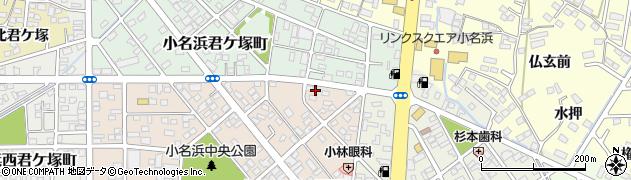 でんき倶楽部にいつま周辺の地図