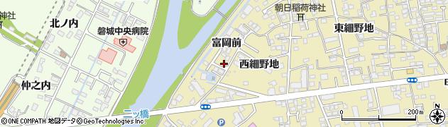 福島県いわき市小名浜大原(富岡前)周辺の地図