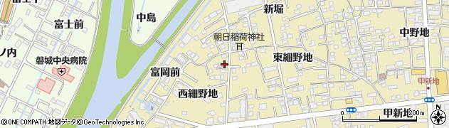いわき オールラウンドサービス周辺の地図