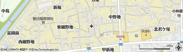 飯塚工務店周辺の地図