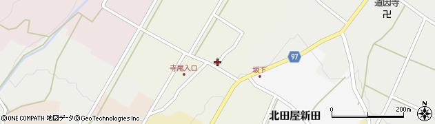 新潟県妙高市坂下新田周辺の地図