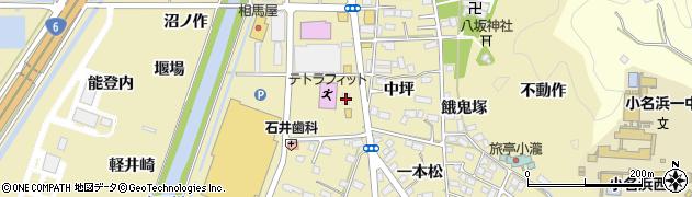 いわきケアプランセンター周辺の地図