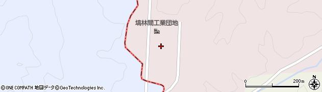 福島県東白川郡塙町西河内古参田周辺の地図