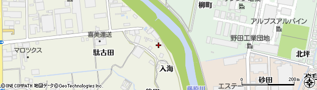 福島県いわき市小名浜島(入海)周辺の地図