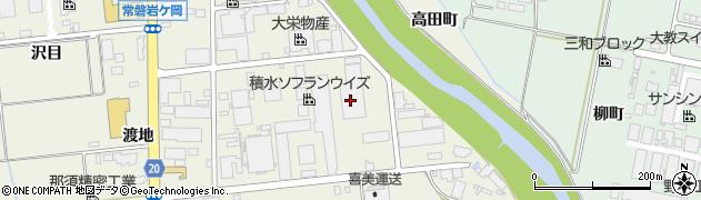 佐川急便株式会社いわき営業所 お問合せ周辺の地図