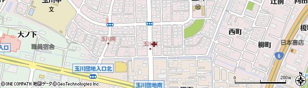 ホットベーカリーIIZUKA周辺の地図