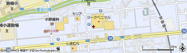 メルヘン屋 湯本店周辺の地図