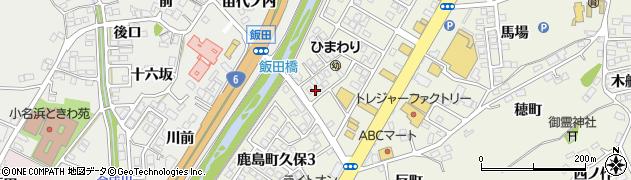 Jammin周辺の地図