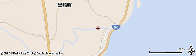 石川県七尾市黒崎町(ソ)周辺の地図