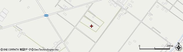 栃木県那須塩原市青木周辺の地図