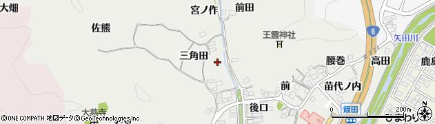 福島県いわき市小名浜金成周辺の地図